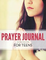 Prayer Journal For Teens