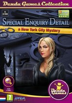 Special Enquiry Detail: A New York City Mystery - Windows