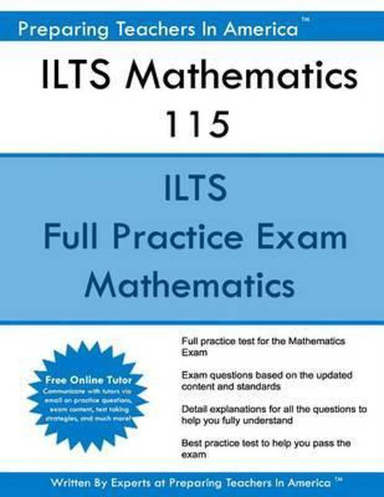 Ilts Mathematics 115