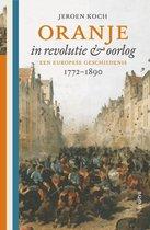 Boek cover Oranje in revolutie en oorlog van Jeroen Koch (Hardcover)