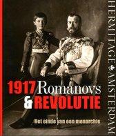 Boek cover 1917 Romanovs & Revolutie van Mikhail Piotrovsky