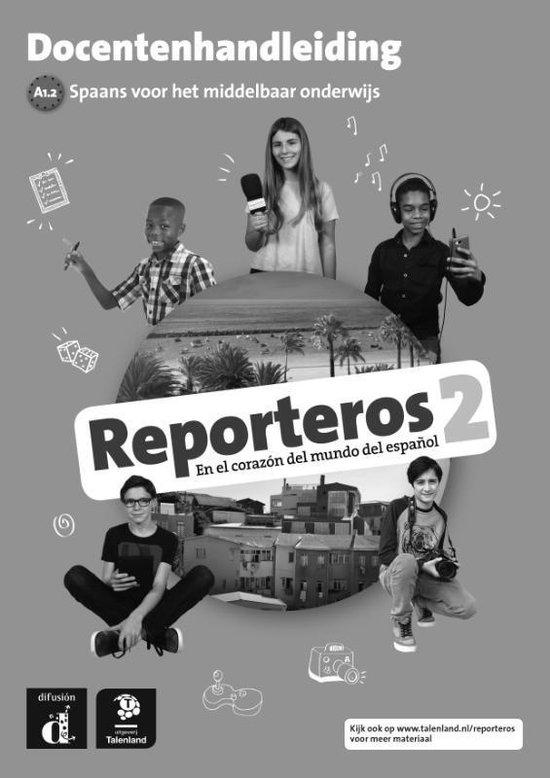 Reporteros 2 Libro del profesor