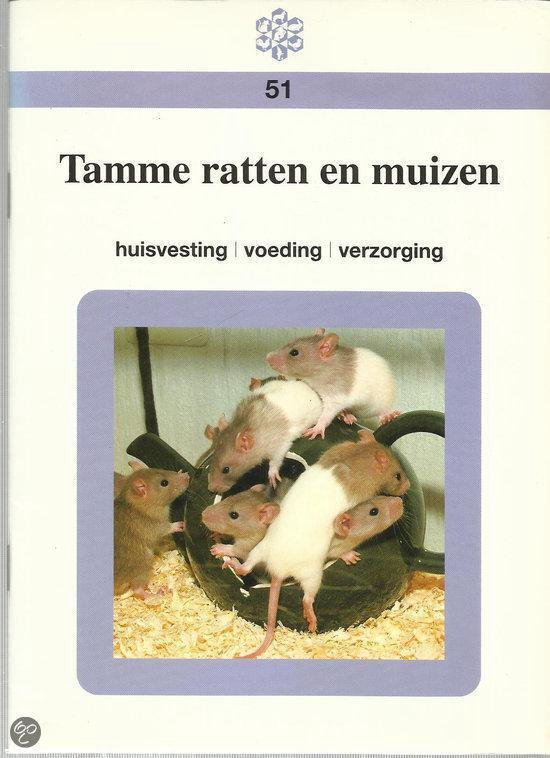 Vnk algemene gids muizen en tamme ratten - none |
