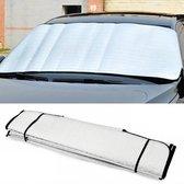 Benson Auto Zonnescherm Voorruit - Zonwering Autoraam - Universeel - Grijs