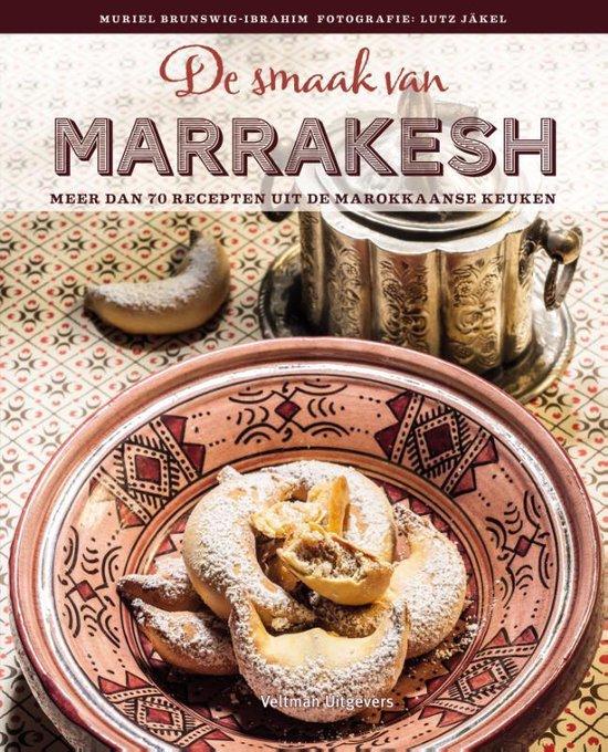 De smaak van Marrakesh - Muriel Brunswig-Ibrahim |