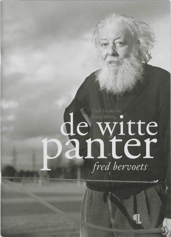 Cover van het boek 'De witte panter'