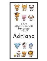 Adriana Sketchbook