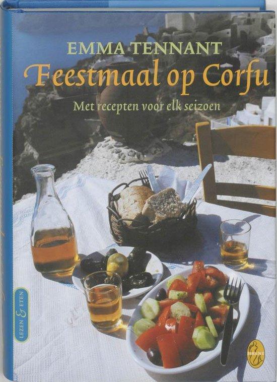Feestmaal Op Corfu - Emma Tennant pdf epub