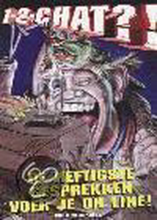 Cover van het boek '1-2-chat' van Martijn van Stuyvenberg