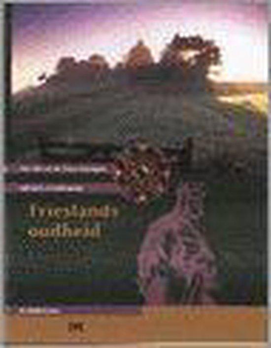 Boek cover Frieslands Oudheid van H. Halbertsma (Hardcover)