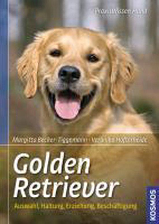 Omslag van Golden Retriever