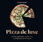Boek cover Pizza de luxe van Stefano Manfredi