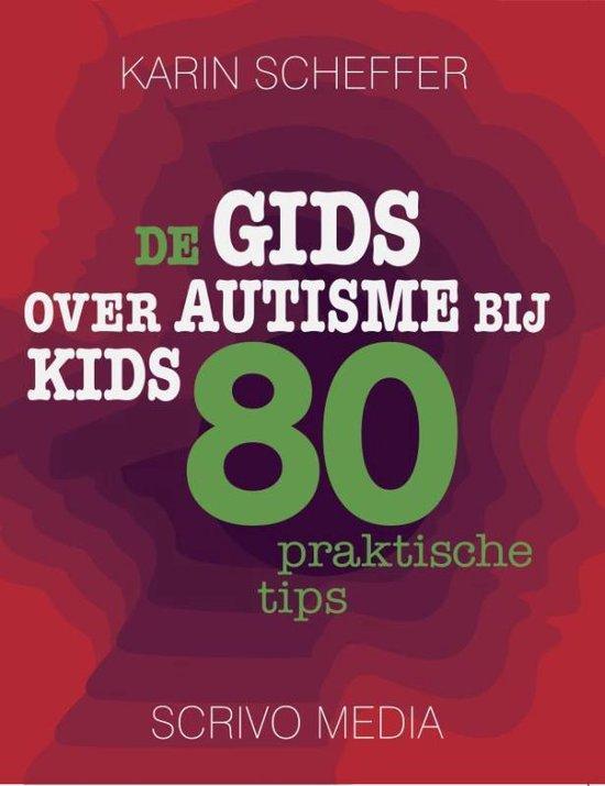 Kanguru 8 - De gids over autisme bij kids - Karin Scheffer |