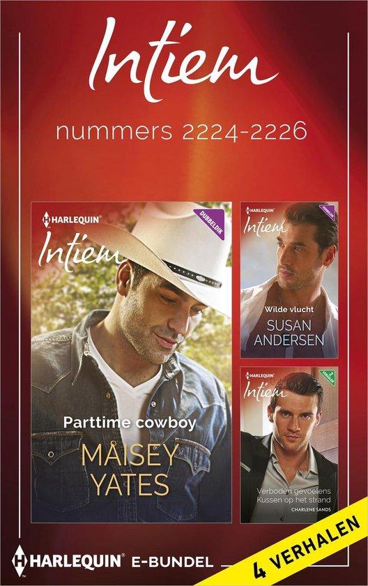 Intiem Bundel - Intiem e-bundel 2224-2226 (4-in-1) - Maisey Yates  