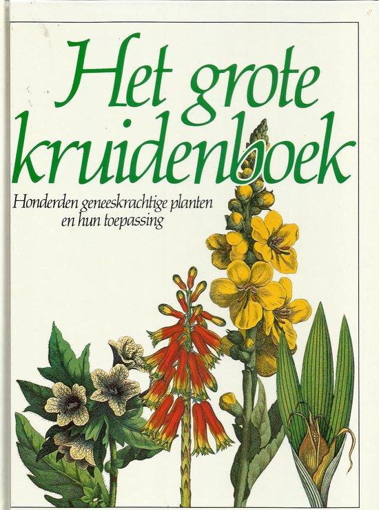 Grote kruidenboek - Schultes | Fthsonline.com