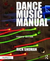 Afbeelding van Dance Music Manual