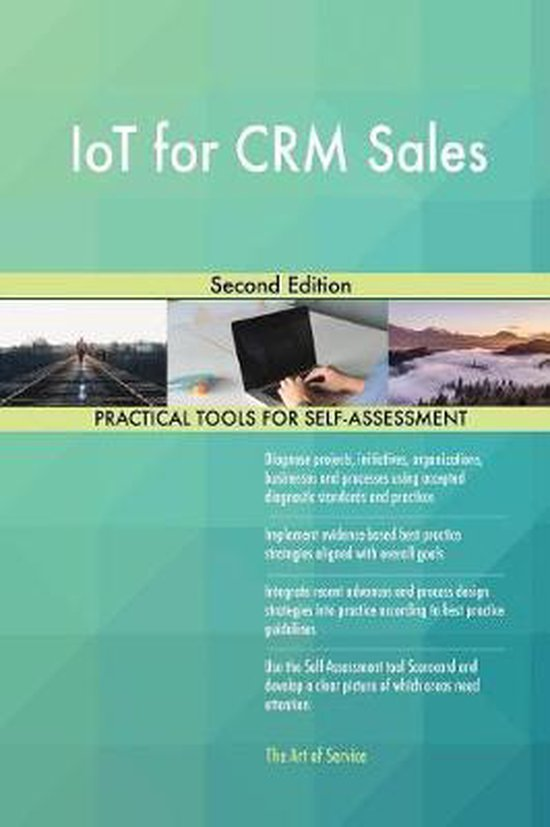 Iot for Crm Sales Second Edition