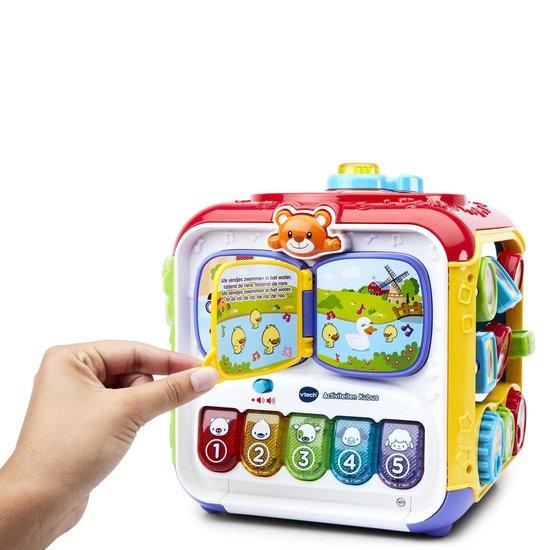 VTech Baby Activiteiten Kubus - Interactieve Kubus