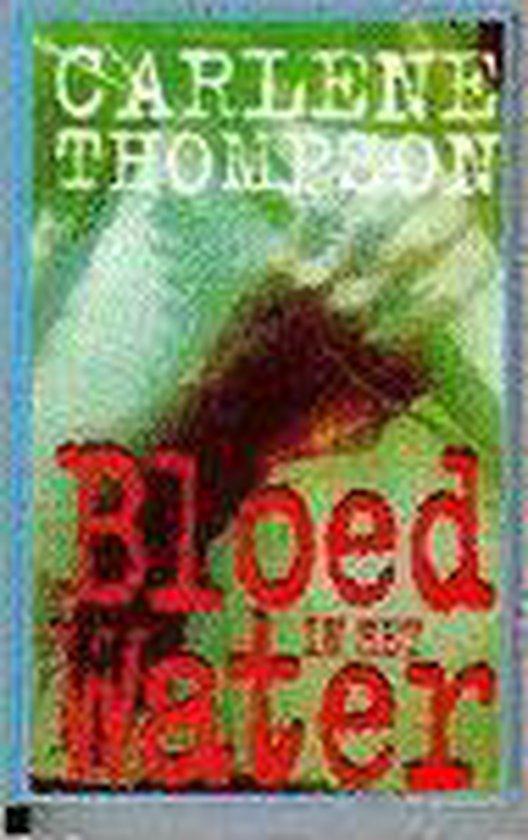 Bloed in het water - Carlene Thompson pdf epub