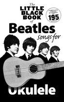 Afbeelding van The Little Black Book of Beatles Songs for Ukulele