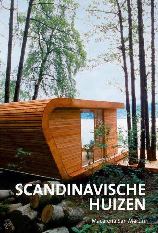 Scandinavische huizen - Macarena San Martin  