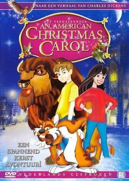 Cover van de film 'American Christmas Carol'