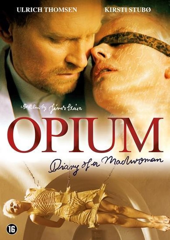 Cover van de film 'Opium: Diary Of A Mad..'
