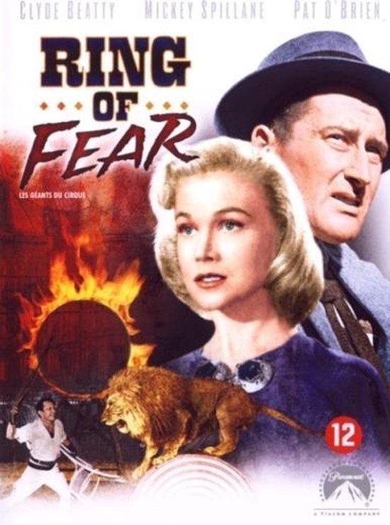 Cover van de film 'Ring Of Fear'
