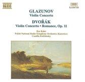 Glazunov/Dvorak: Violin Conc.