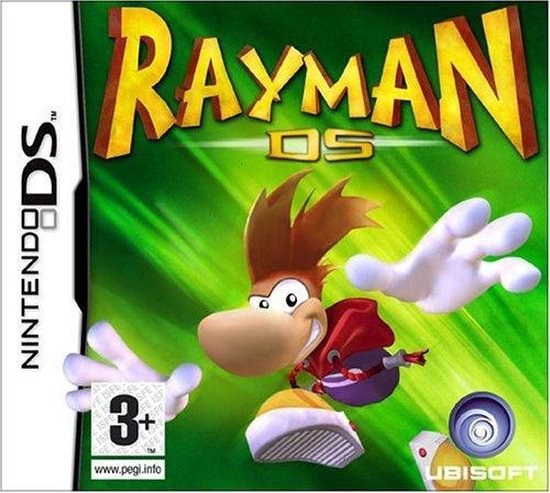 Rayman DS /NDS