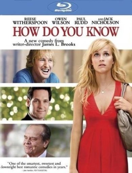 Cover van de film 'How Do You Know'