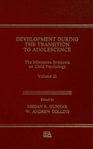 Omslag Development During the Transition to Adolescence