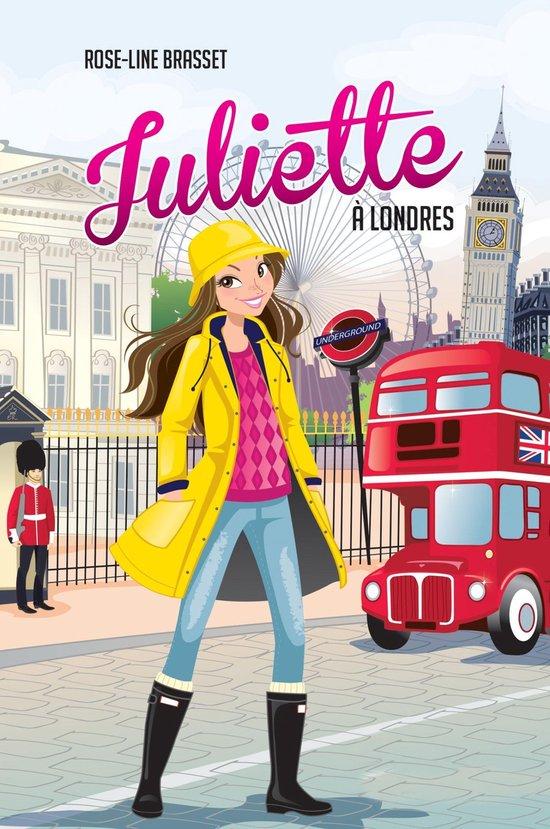 Omslag van Juliette à Londres