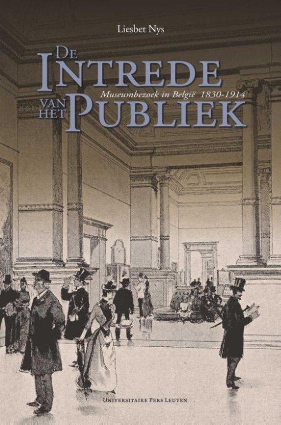 De intrede van het publiek - Liesbet Nys |