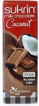 Sukrin Suikervrije Melkchocolade met kokos
