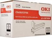 OKI Black image drum for C5650/5750 printer drum Origineel