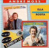 Andre Moss - Ella 1973 & Rosita 1974 - 2 Albums op 1 CD