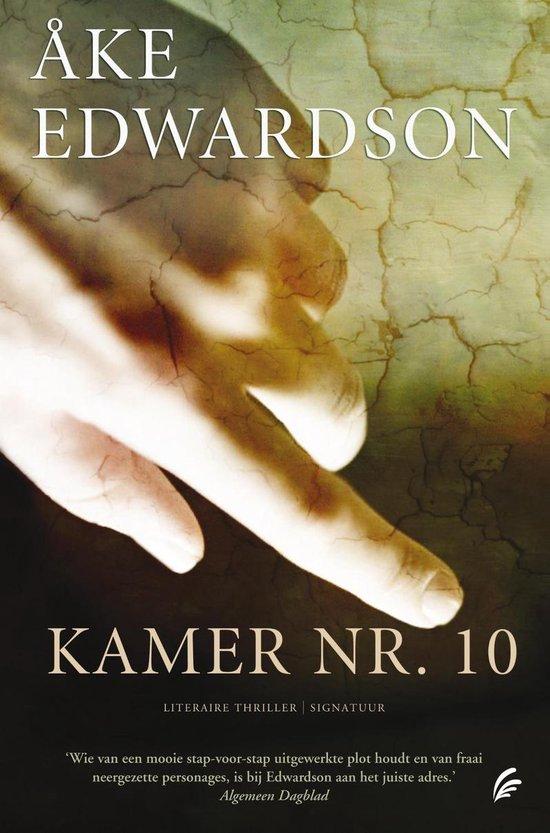 Erik Winter 7 - Kamer nr. 10 - Ake Edwardson pdf epub