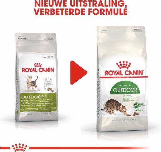Royal Canin Outdoor - Kattenvoer - 10 kg - Royal Canin