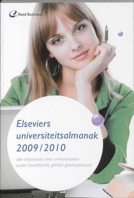 Elseviers universiteitsalmanak 2009-2010 - none |