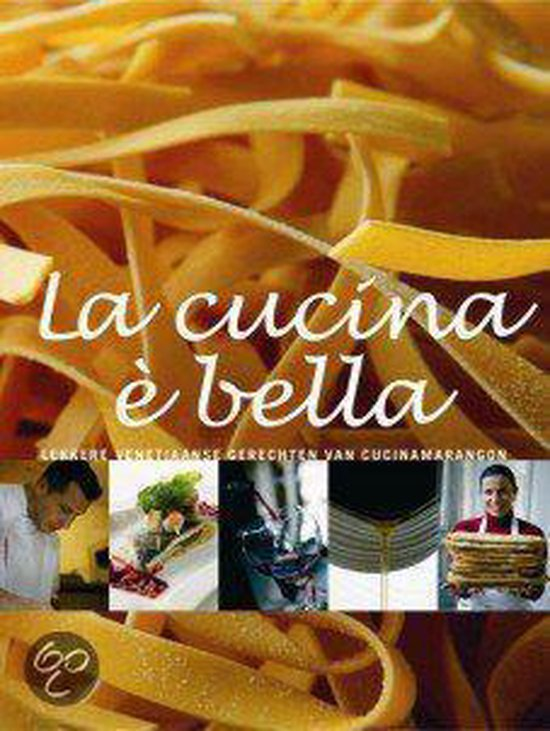 La cucina é bella - Fabio Marangon |