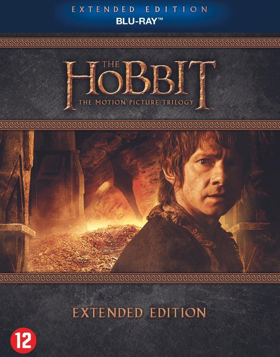 The Hobbit Trilogy (Extended Edition) (Blu-ray)