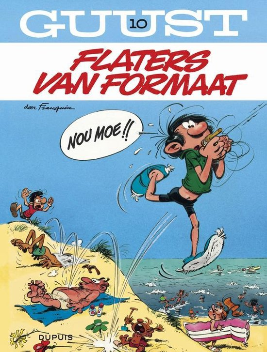 Guust Flater: 010 Flaters van formaat - André Franquin pdf epub