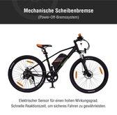 SachsenRad E-Racing Bike R6 - 240W motor - 7-versnellingen derailleur