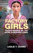 Omslag Factory Girls