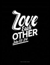 Love Each Other - John 13