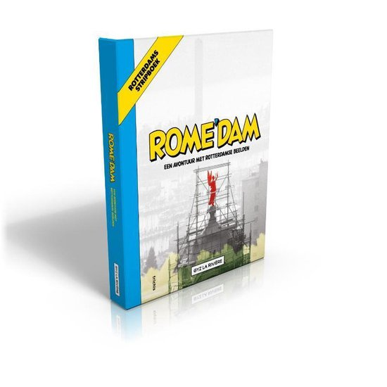 Rome'dam - Gyz La Riviere |