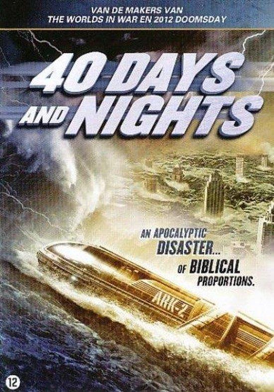 Cover van de film '40 Days And Nights'