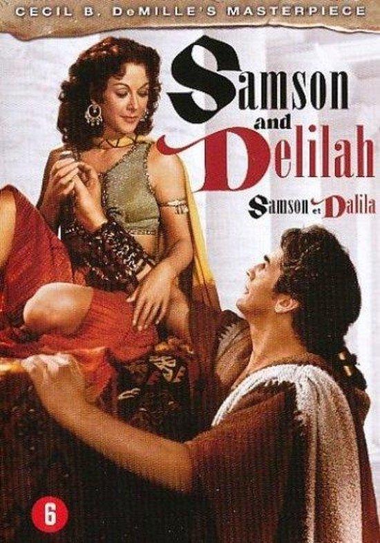 Cover van de film 'Samson & Delilah'