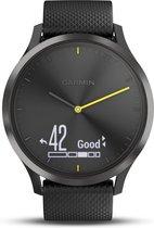 Garmin Vivomove HR - Hybride Smartwatch - 43 mm - Zwart